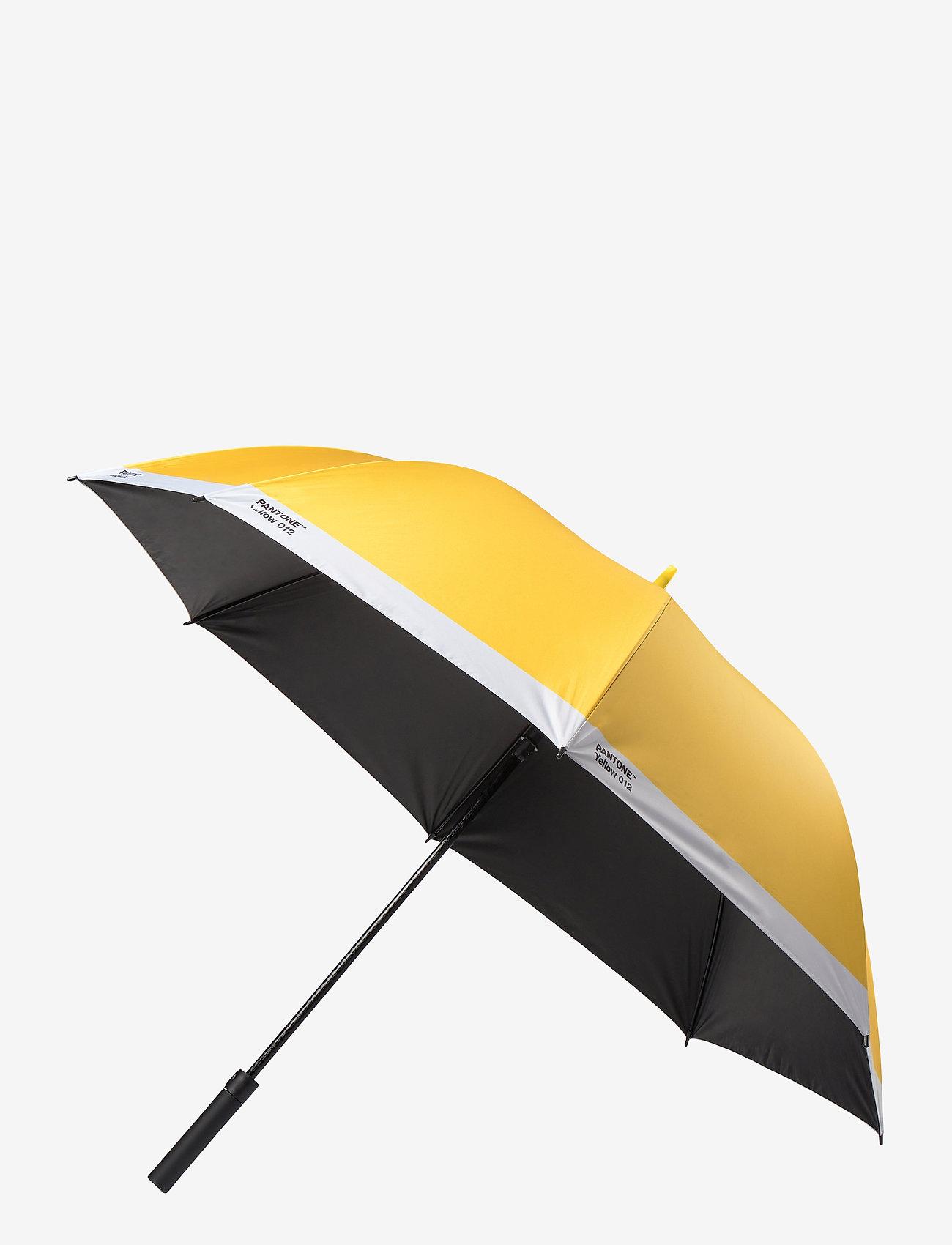 PANTONE - UMBRELLA LARGE - paraplyer - yellow 012 c - 0