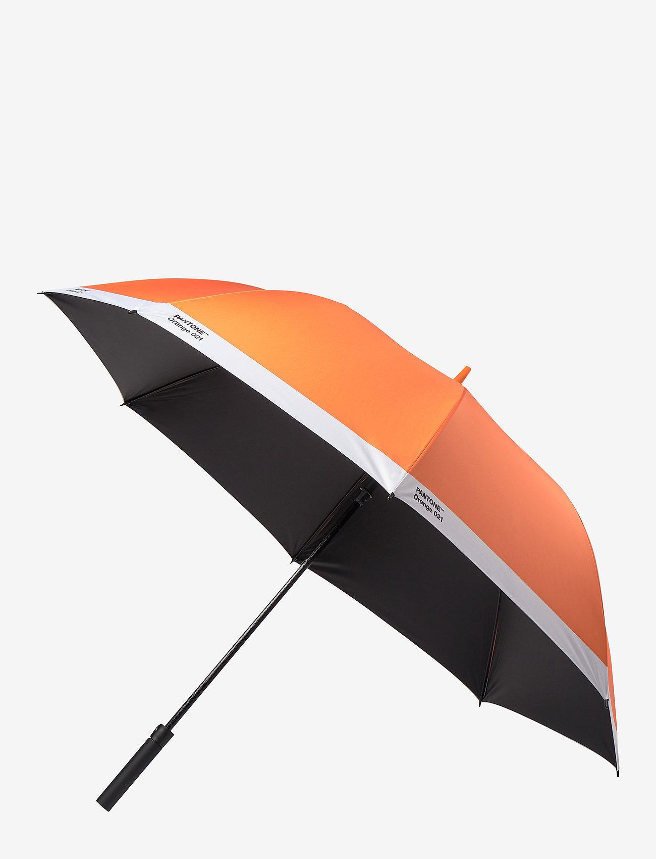 PANTONE - UMBRELLA LARGE - paraplyer - orange 021 c - 0