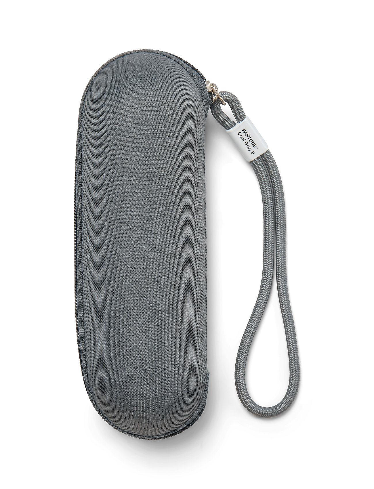 PANTONE - UMBRELLA FOLDING IN CARRY CASE - paraplyer - cool gray 9 c - 1