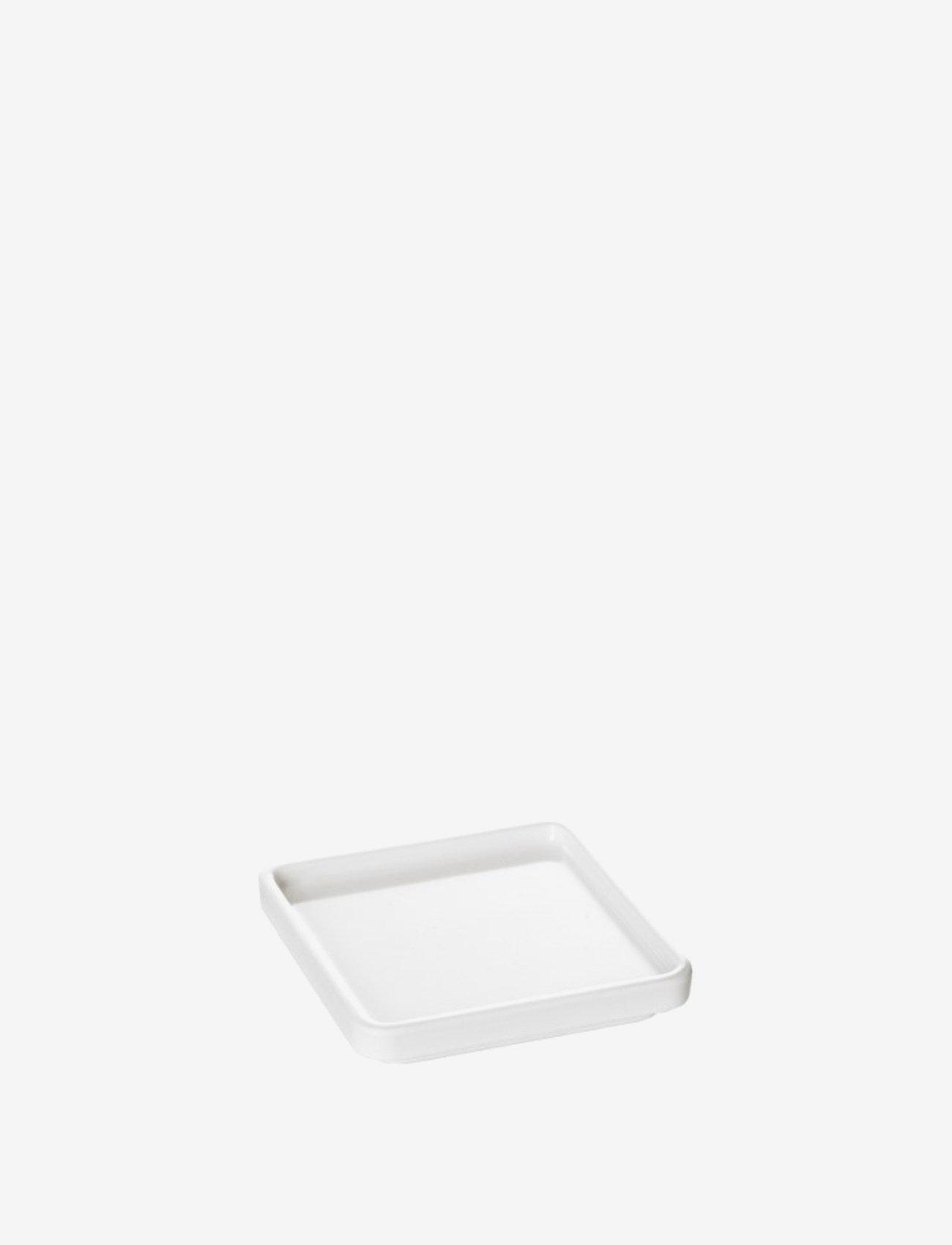 PANTONE - FOOD TRAY S WHITE 11-4800 - serveringsfat - white 11-4800 - 0
