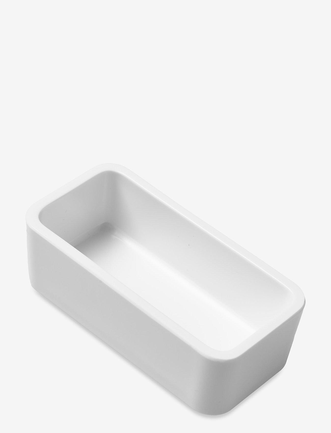PANTONE - DIP BOWL XS WHITE 11-4800 - tarjoiluastiat ja -lautaset - white 11-4800 - 0