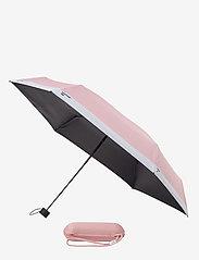 PANTONE - UMBRELLA FOLDING IN CARRY CASE - paraplyer - light pink 182 c - 0