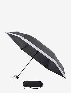 UMBRELLA FOLDING IN CARRY CASE - paraplyer - black 419 c