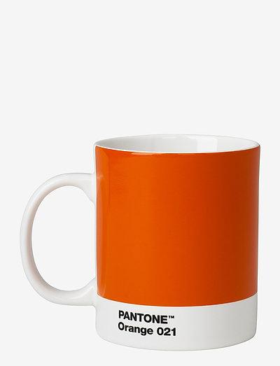 MUG - kahvikupit - orange 021 c