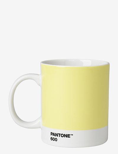 MUG - kahvikupit - light yellow 600 c