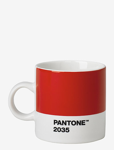 ESPRESSO CUP - espressokupit - red 2035 c