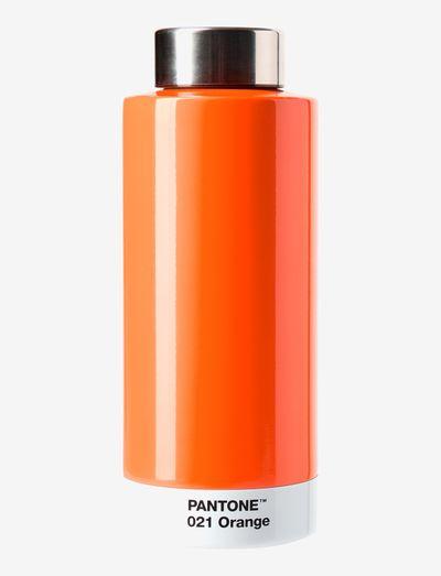 THERMO DRINKING BOTTLE - termospullot - orange 021 c
