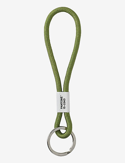 KEY CHAIN SHORT - avaimenperät - green 15-0343