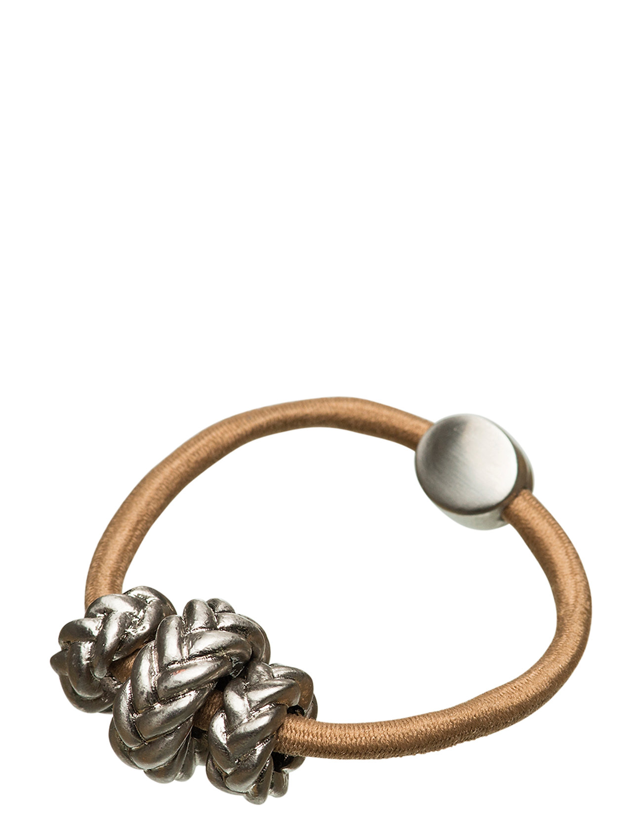 Image of Hairband Classic Braid Hårtilbehør Beige CORINNE (3189853171)