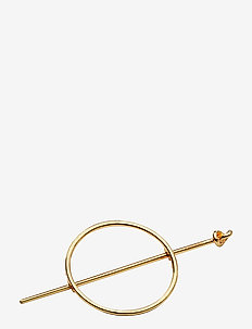 Pin & Ring - hår accessories - gold