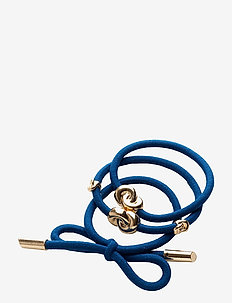 Hair Tie Metal (3 pcs) - beauty giveaways - french blue