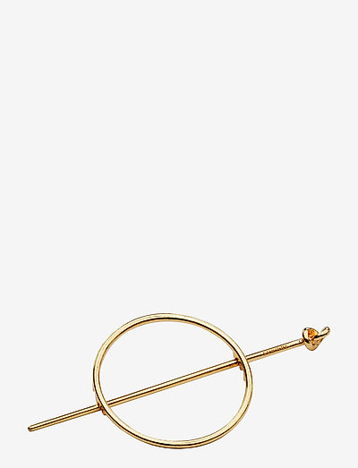 Pin & Ring - beauty giveaways - gold