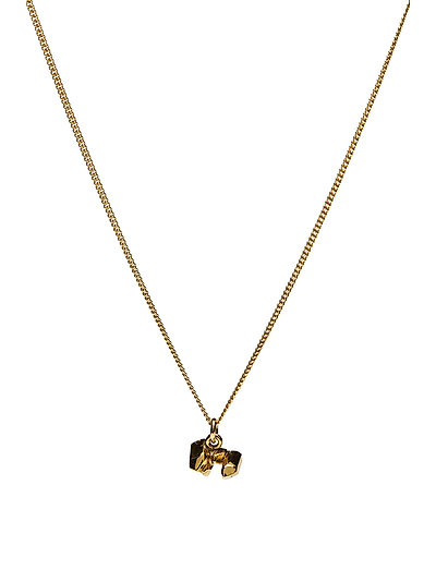 CHARMED NECKLACE XS - 52 GOLD PLATED