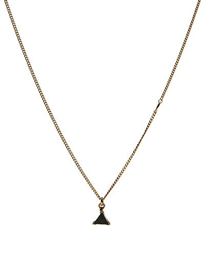 CHARMED NECKLACE XS - GOLD PLATED