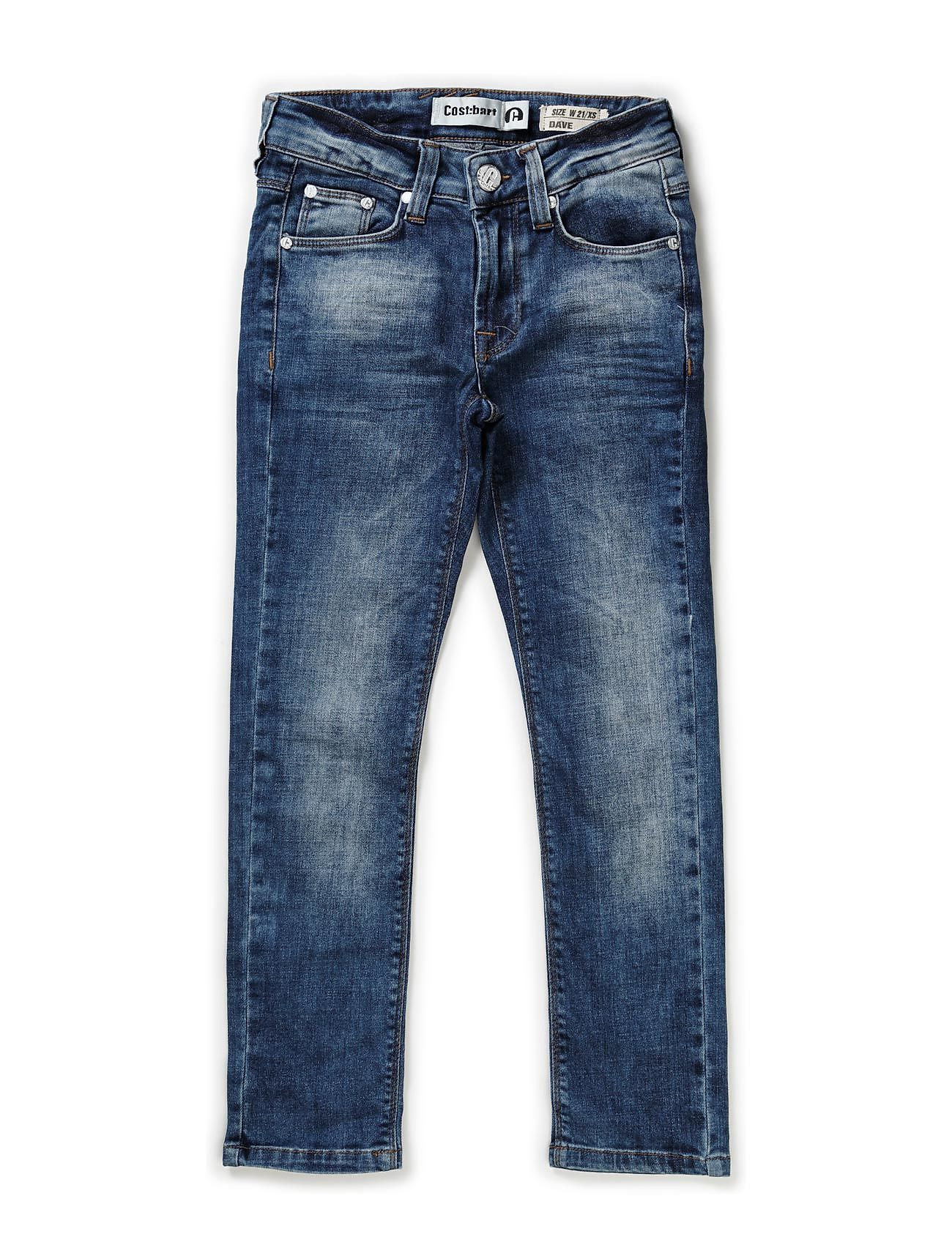 CostBart Dave Jeans - 836-blue used denim
