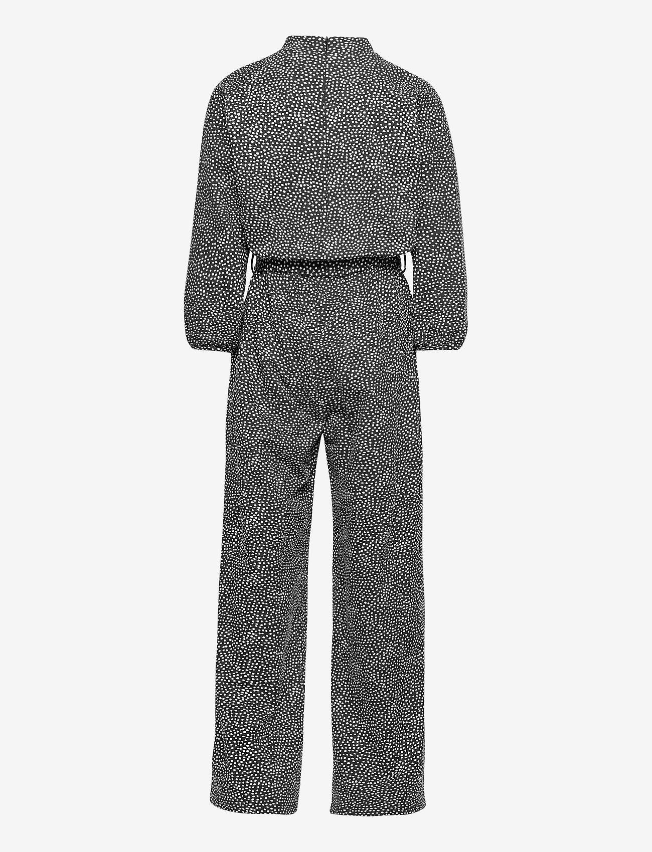 Costbart - KARRY JUMPSUIT - jumpsuits - black - 1