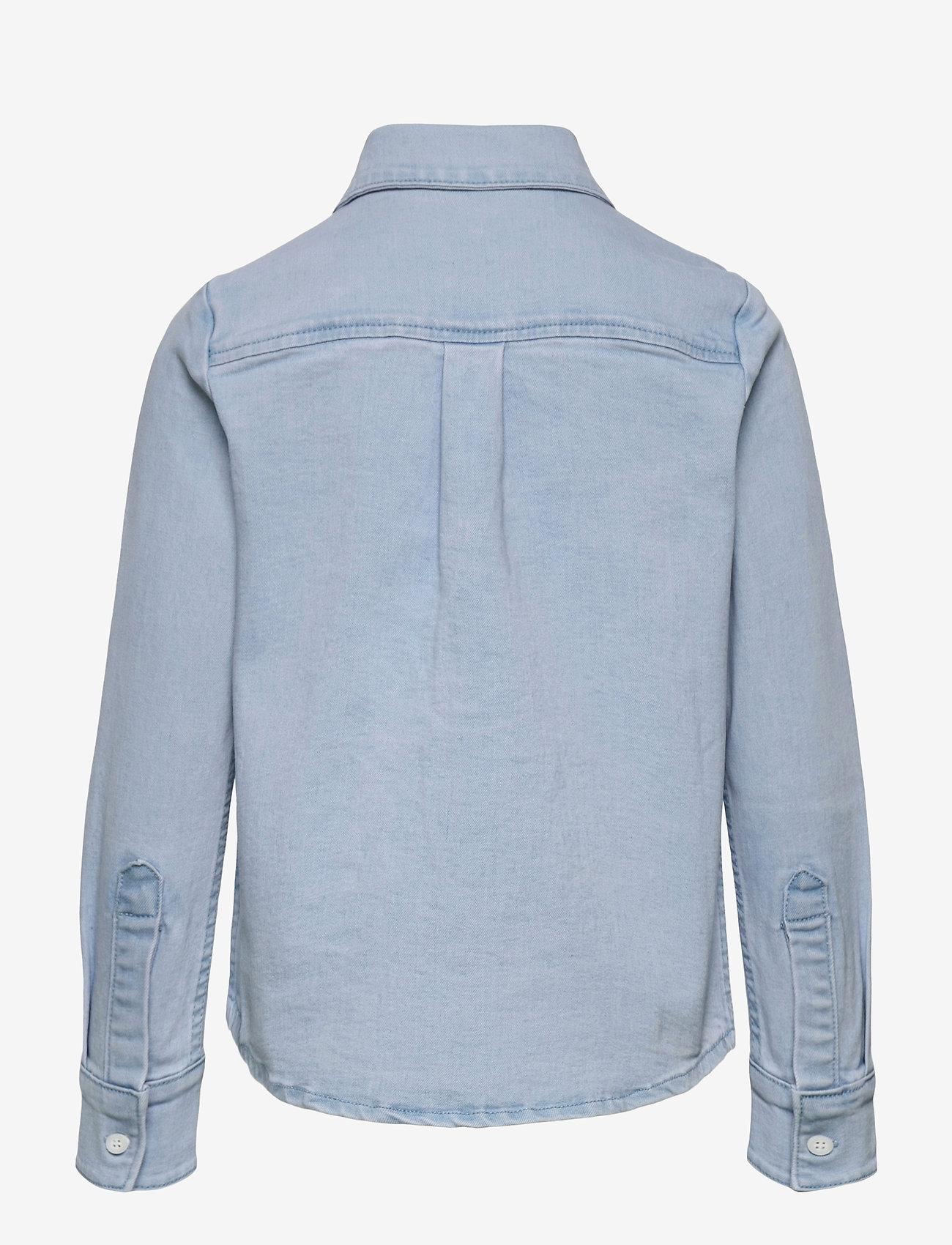 Costbart - MATO DENIM OVERSHIRT - shirts - denim wash - 1