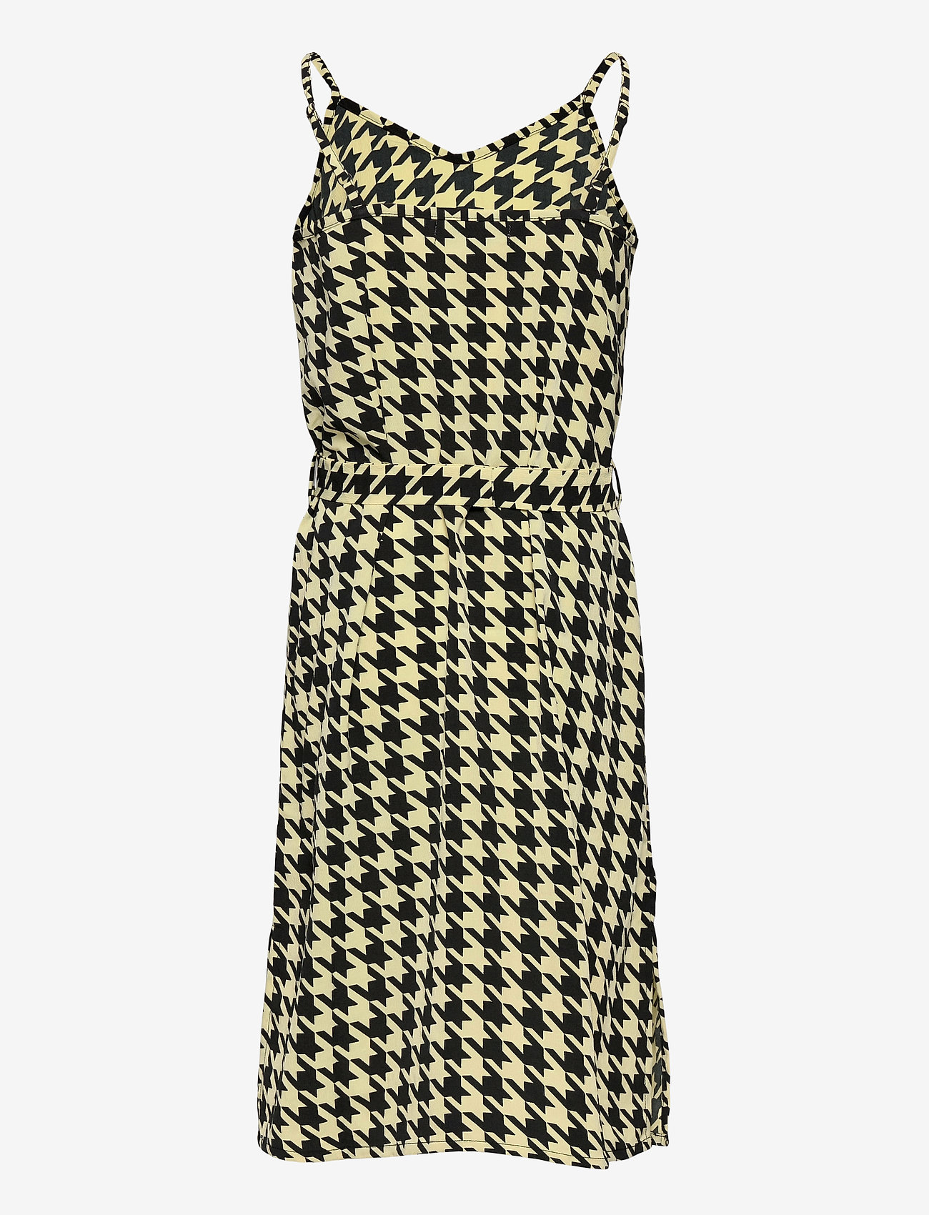 Costbart - NALA SL DRESS - kleider - pale banana - 1
