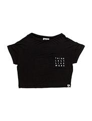 Noreen T-shirt - BLACK