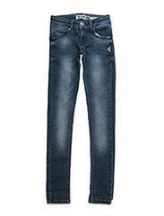 Nanna Jeans - 826-BLUE USED DENIM