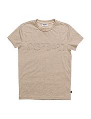 Robert T-shirt - 215-SAND