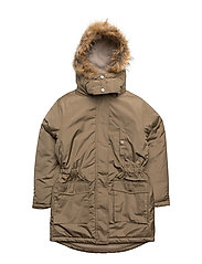 Neel Winter jacket - 218/BROWN