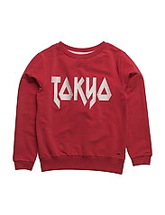 Telena Sweatshirt - 470/RED