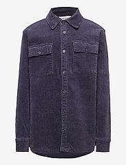 Costbart - KONRAD L_S SHIRT - overhemden - black iris - 0