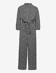 Costbart - KARRY JUMPSUIT - jumpsuits - black - 0