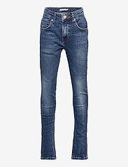 Costbart - BOWIE JEANS MEDIUM BLUE DENIM WASH - jeans - medium blue denim wash - 0