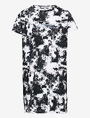 Costbart - NADINE SS DRESS - kleider - black - 0