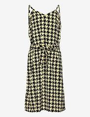 Costbart - NALA SL DRESS - kleider - pale banana - 0