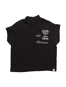 Rizzo T-shirt - 999-BLACK