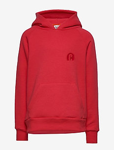 AMSTERDAM HOODIE - HIGH RISK RED