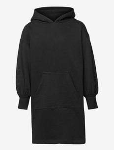 CBLIVAS SWEAT DRESS - dresses - black