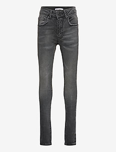 BOWIE JEANS BLACK DENIM WASH - jeans - black denim wash