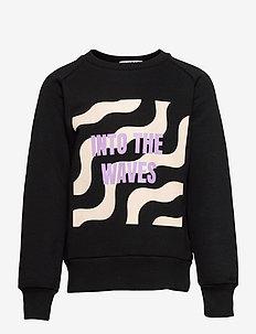 MIRA LS SWEAT - sweatshirts - black