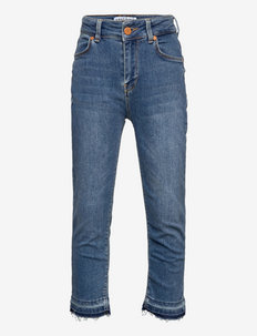 CBErna Mom Fit Jeans - medium blue denim wash