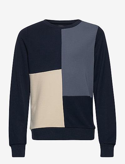 CBOLYMPUS LS PULLOVER - sweatshirts - bright white
