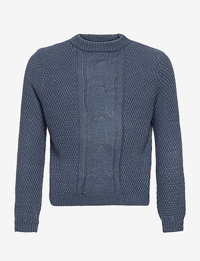 CBOKAREN PULLOVER - trøjer - china blue