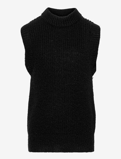 CBOTINA SLIPOVER - veste - black