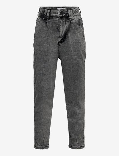 CBOSANNA HIGH WAIST JEANS - jeans - grey denim wash