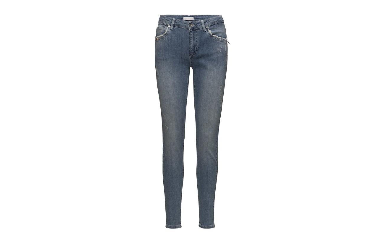 Coton Look Blue Copenhagen Stella Coster 98 2 Washed Elastane Broken W Fit Jeans 8vYfY