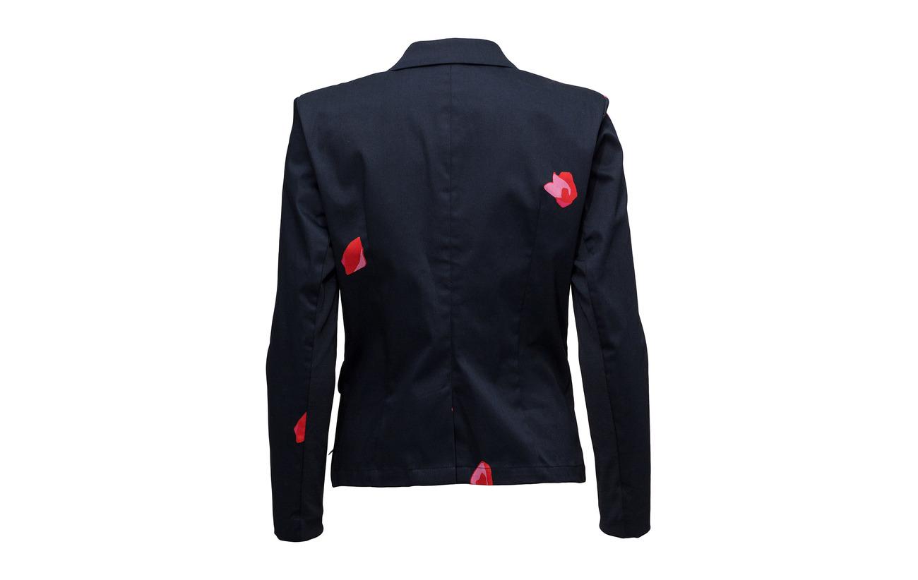 Jacket Copenhagen Coster Suit 3 Spot Blue Dark 97 Blot Print Coton Elastane W 4w4xErdF