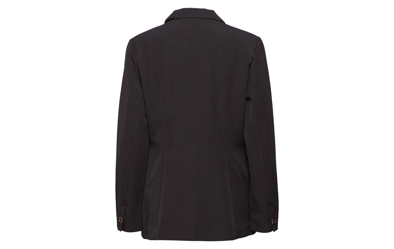 95 Tie Polyester Jacket Coster Detail W Black Suit 5 Copenhagen Elastane Ww4ZZSF0q