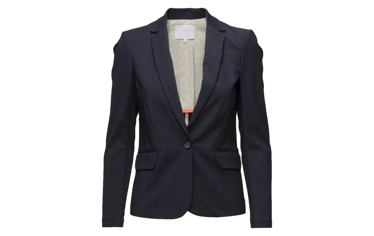 Blackberry Polyamide 5 Coton Jacket Elastane Suit 2 43 Coster Copenhagen 5 54 w8vBxvtp