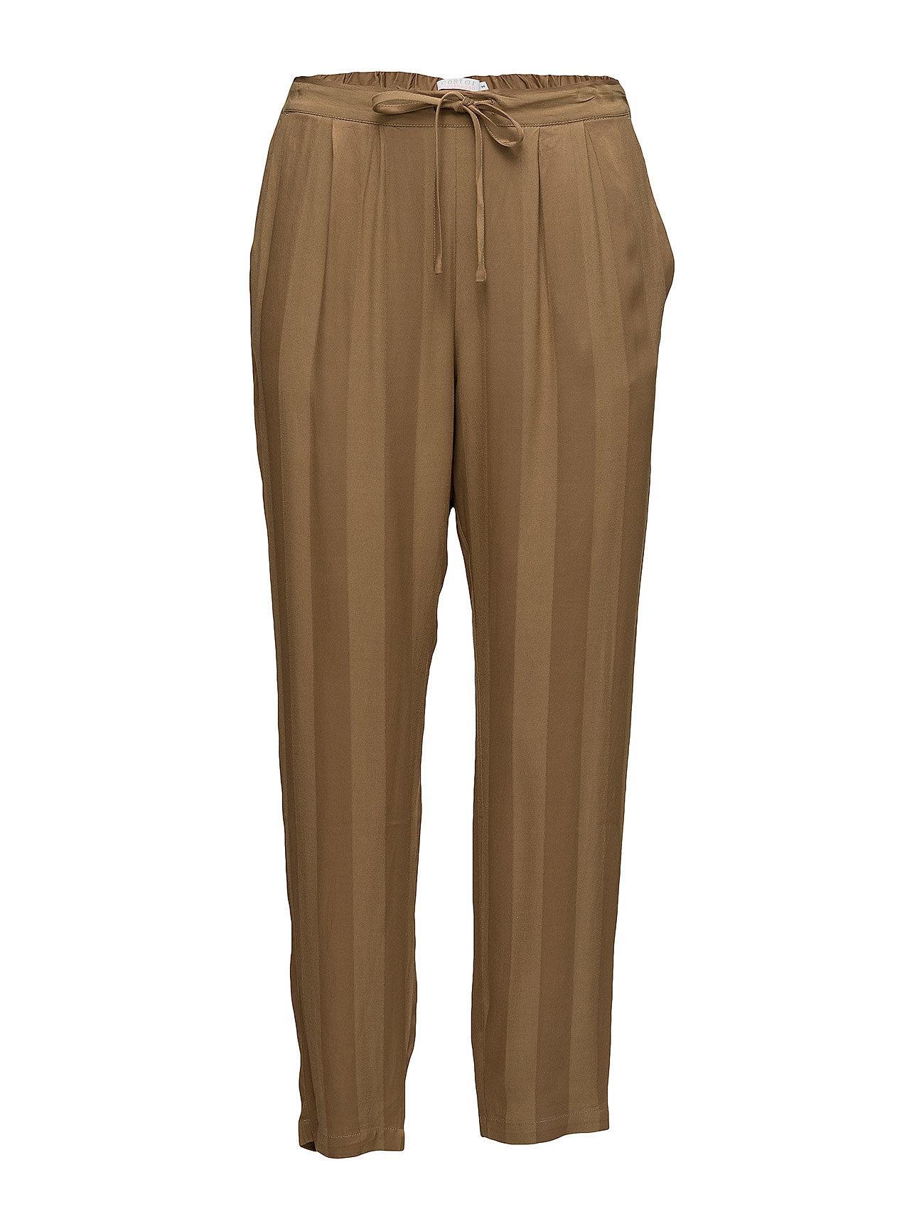 Striped Jacquard Trousers - Coster Copenhagen