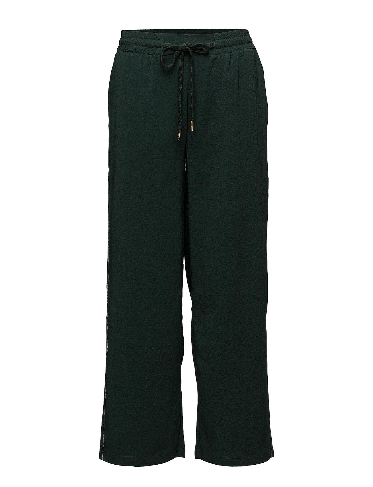 Pants W. Tieband And Elastic Waist - Coster Copenhagen