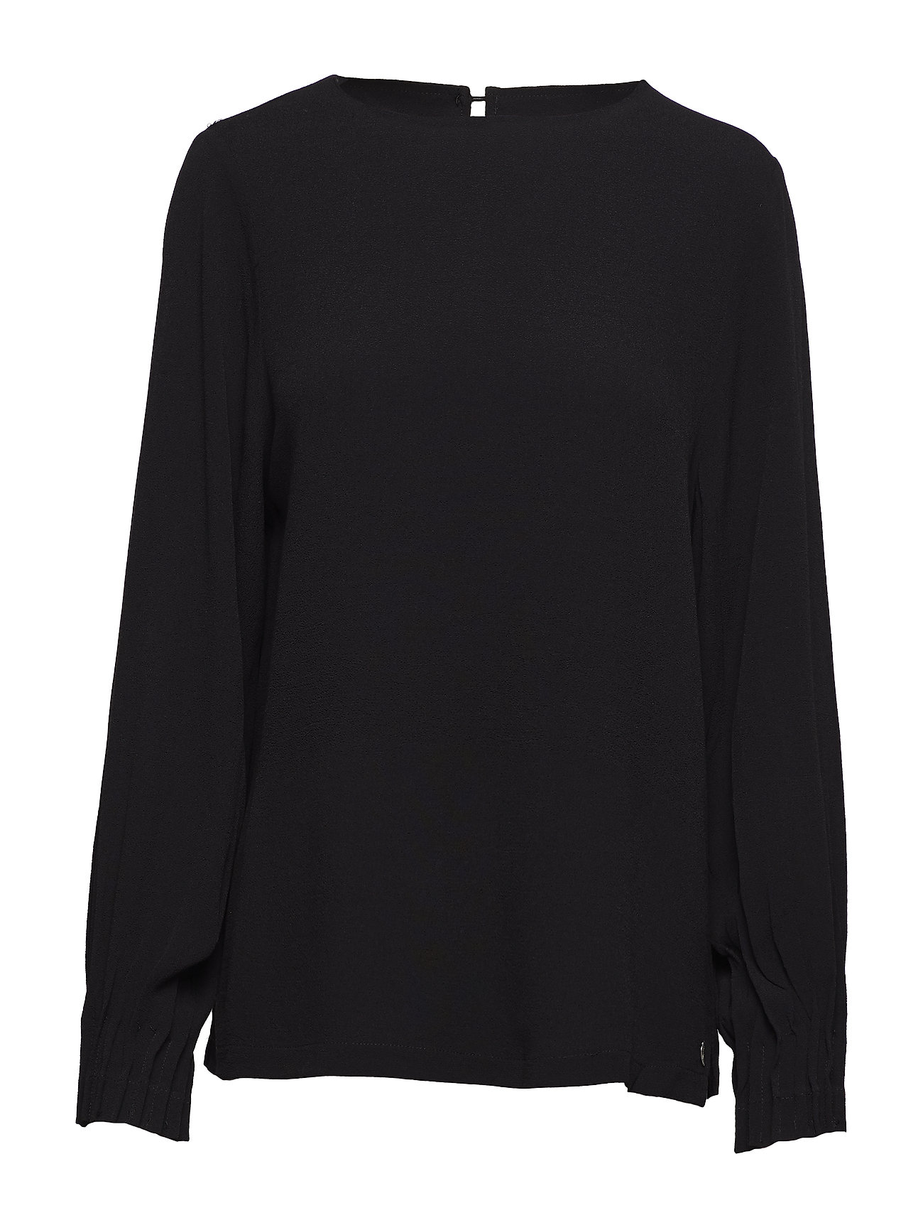 Coster Copenhagen Blouse w. pleated cuff Ögrönlar