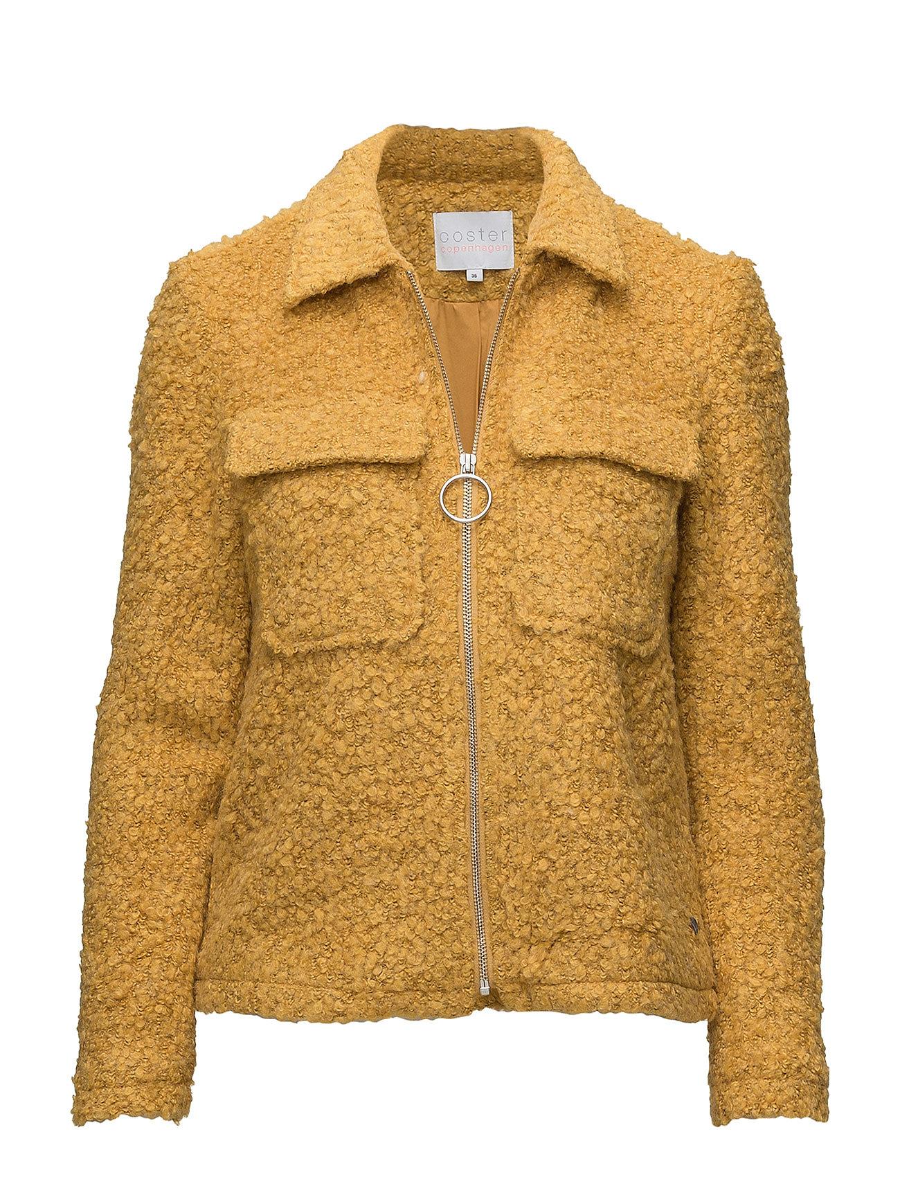 Coster Copenhagen Boucle jacket